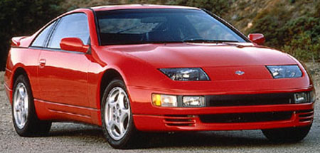 voiture de r ve nissan nissan 300 zx bi turbo. Black Bedroom Furniture Sets. Home Design Ideas